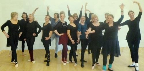 Ladies Classical Ballet Workout